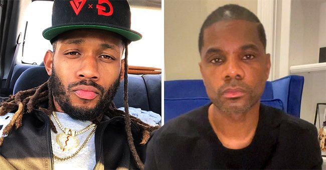Kirk Franklin's Estranged Son Kerrion Claims He Suffered Abuse & Battery from the Gospel Singer