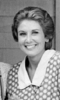 "Michael Learned in ""The Waltons."" 