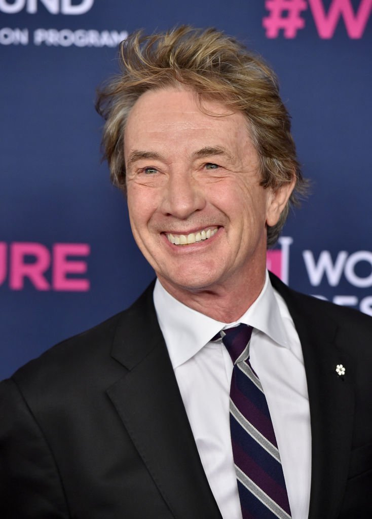 Martin Short at The Women's Cancer Research Fund's An Unforgettable Evening 2020 at Beverly Wilshire, on February 27, 2020 | Photo: Getty Images