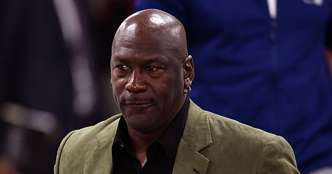 Michael Jordan Remembers Father James 27 Years after His Killing