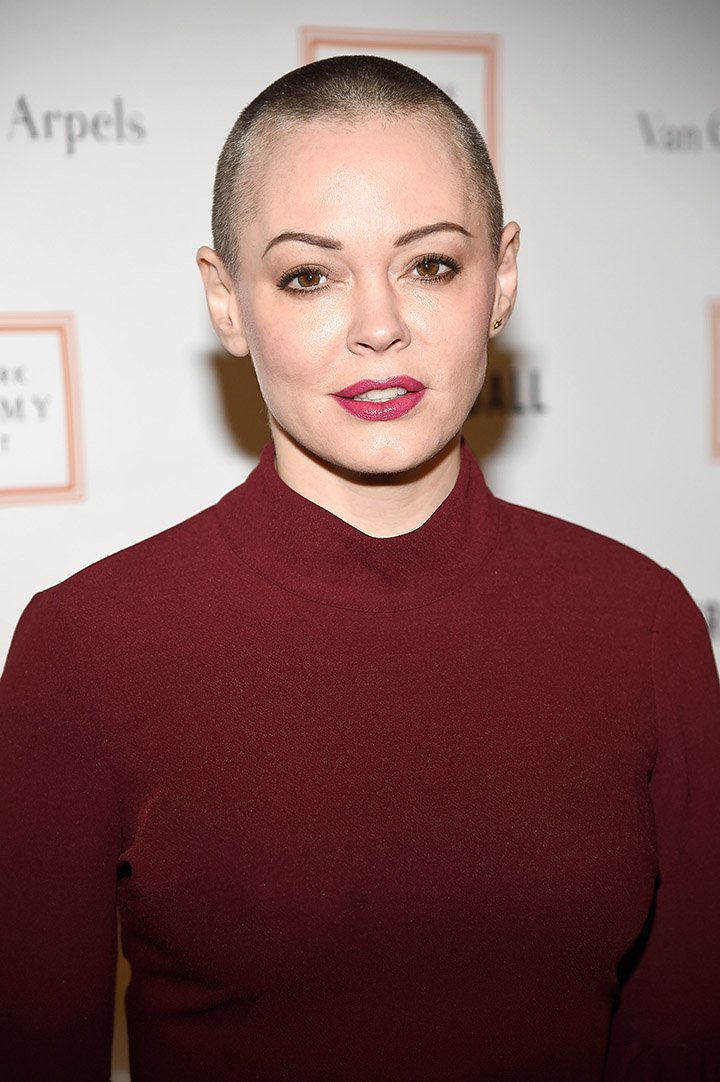 Rose McGowan. I Image: Getty Images.