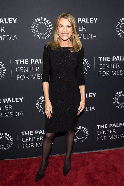 Vanna White attends The Paley Center For Media Presents: Wheel Of Fortune: 35 Years As America's Game at The Paley Center for Media | Photo: Getty Images