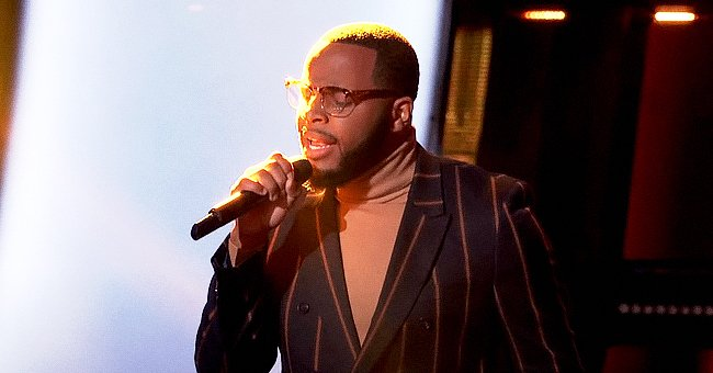 'The Voice' Contestant Victor Solomon Wows Judges with Powerful Cover of John Legend's 'Glory'