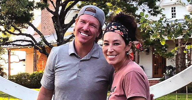 Joanna Gaines of 'Fixer Upper' Fame Shares Photo of Son Crew Standing Next to Chicken Coop and Fans React