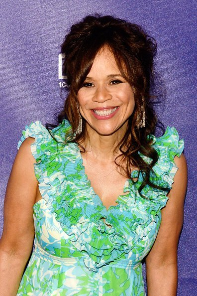 Rosie Perez at Conga Room on September 20, 2018 in Los Angeles, California. | Photo: Getty Images