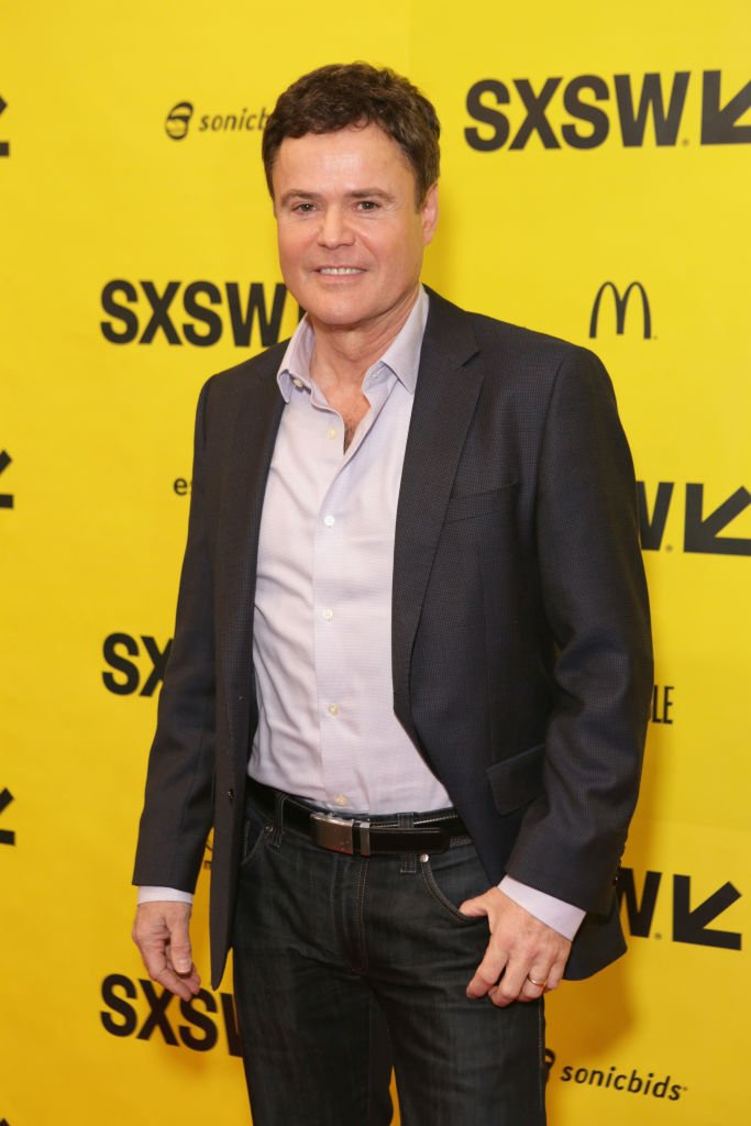 Musician Donny Osmond attends '15,000-year-old Marketing Strategy: Why It Works' during 2017 SXSW Conference and Festivals at Austin Convention Center | Photo: Getty Images