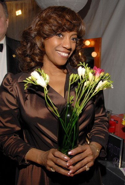 BernNadette Stanis during Backstage Creations at the 5th Annual TV Land Awards | Photo: Getty Images