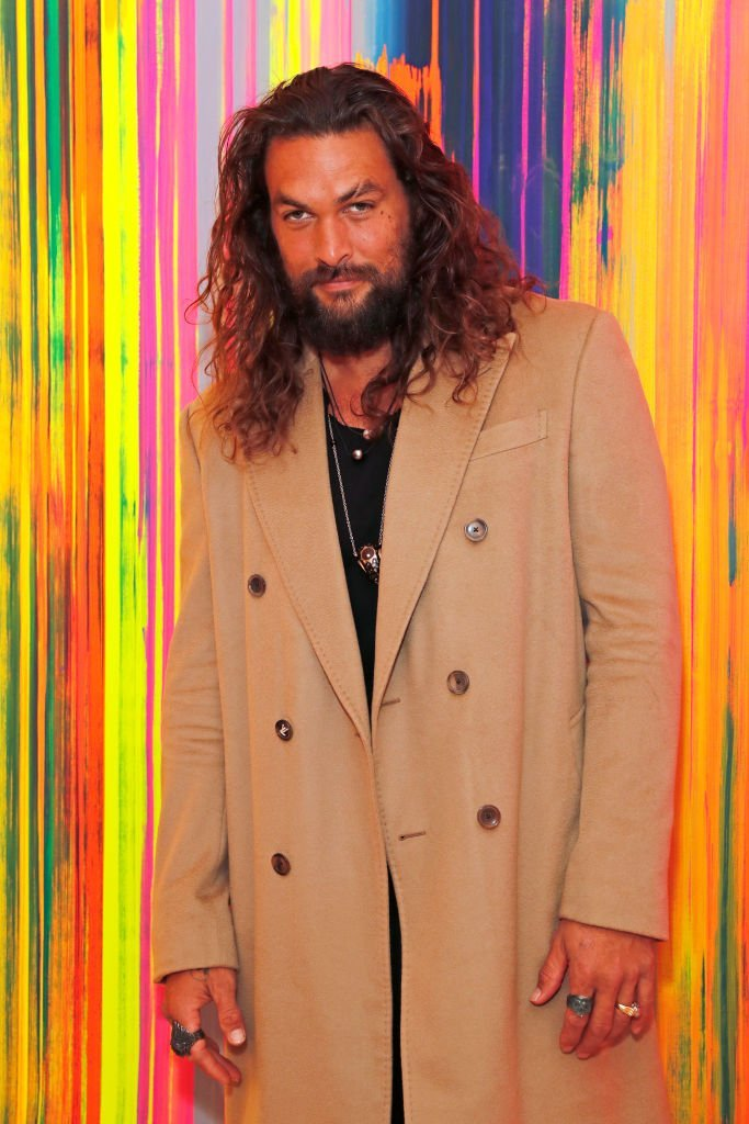 Jason Momoa attends the re-opening of the Louis Vuitton New Bond Street Maison. | Photo: Getty Images