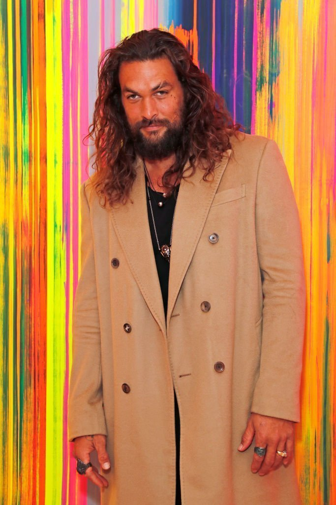 Jason Momoa attends the re-opening of the Louis Vuitton New Bond Street Maison | Photo: Getty Images