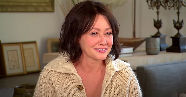 'BH90210' Star Shannen Doherty Shocks Fans by Throwing Away Her Christmas Tree