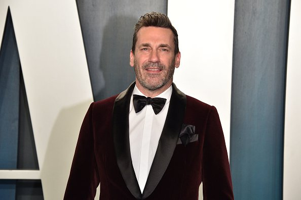 Jon Hamm at Wallis Annenberg Center for the Performing Arts on February 09, 2020 in Beverly Hills, California. | Photo: Getty Images