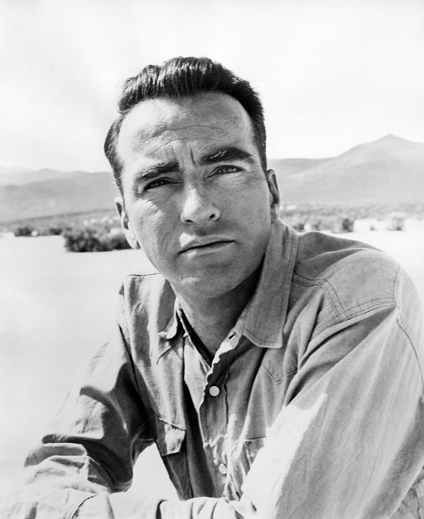 A portrait of actor Montgomery Clift on 01 January, 1960   Photo: Getty Images