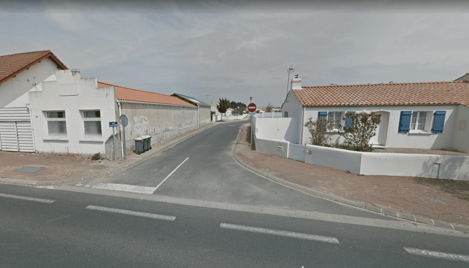 Une rue vide | Photo : Google Street View
