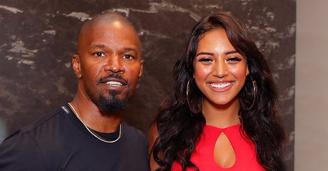 Jamie Foxx from 'Beat Shazam' Reportedly Celebrated His 52nd Birthday with Rumored Girlfriend Sela Vave