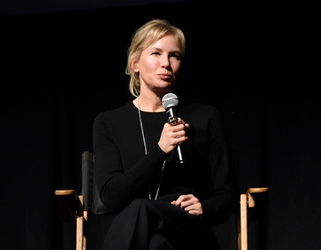 Renee Zellweger at the Telluride Film Festival. | Source: Getty Images