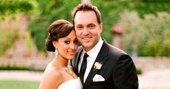 Tamera Mowry of 'The Real' and Adam Housley Celebrate Their 9th Wedding Anniversary