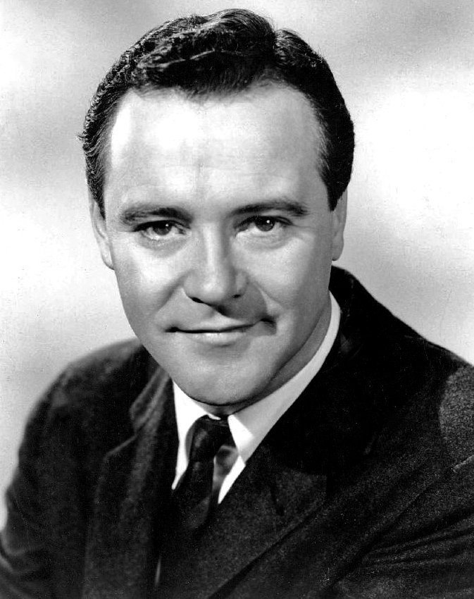 Publicity photo of Jack Lemmon from 1968. | Source: Wikimedia Commons