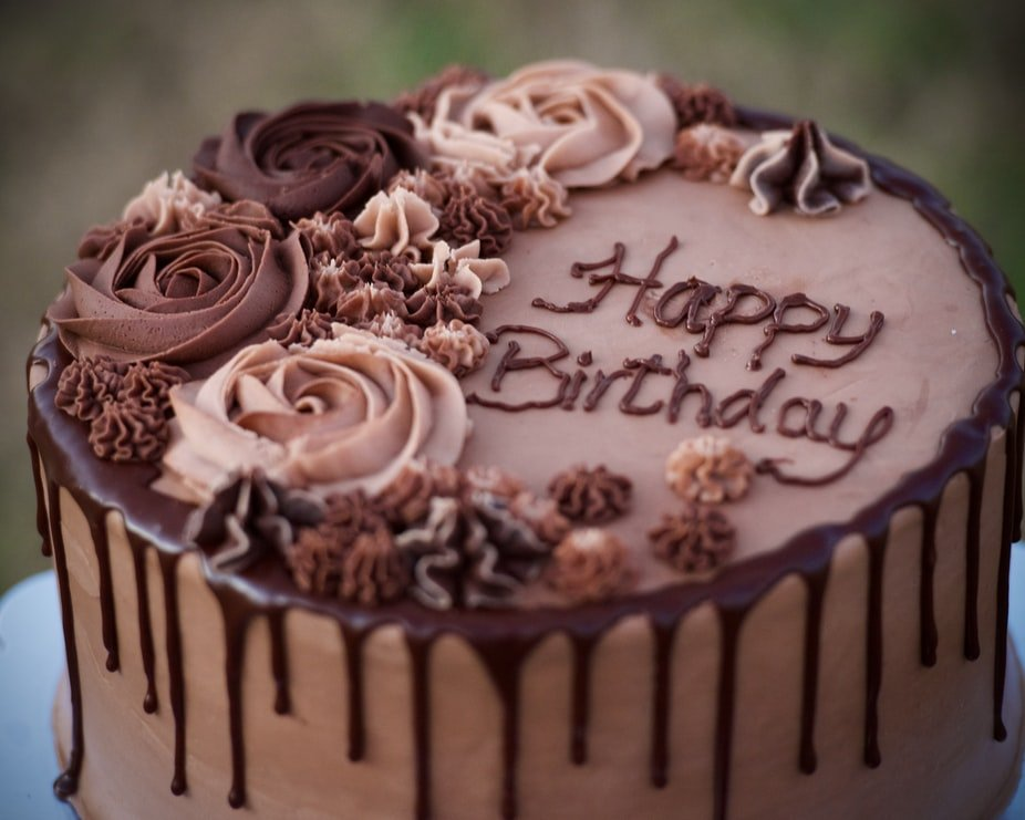 The chef even managed to come up with a lovely birthday cake for Sally   Source: Unsplash