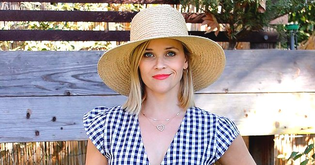 Reese Witherspoon Celebrates Teenage Son Deacon's First Single with Funny TikTok Dance
