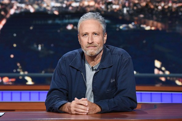 The Late Show with Stephen Colbert and guest Jon Stewart during Monday's June 17, 2019 | Photo: Getty Images