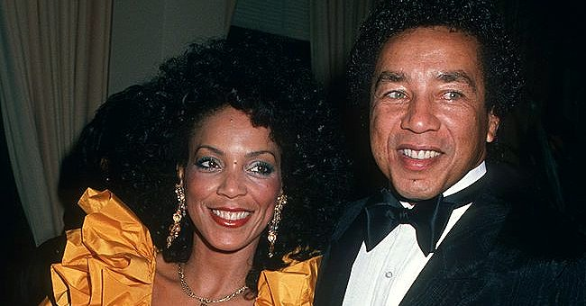 Smokey Robinson's Ex Claudette Robinson Gushes over Goddaughter Malika Haqq & Her Son Ace