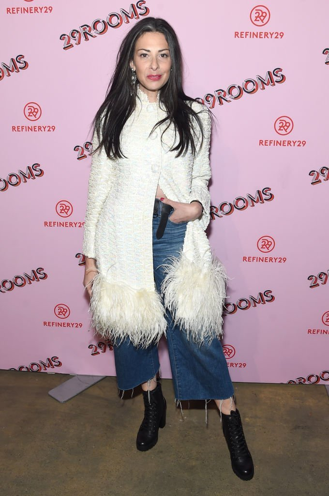 Author Stacy London attends the Refinery29 Third Annual 29Rooms: Turn It Into Art event | Getty Images