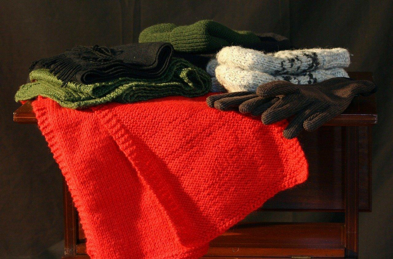 Des vêtements chauds l Source: Pixabay
