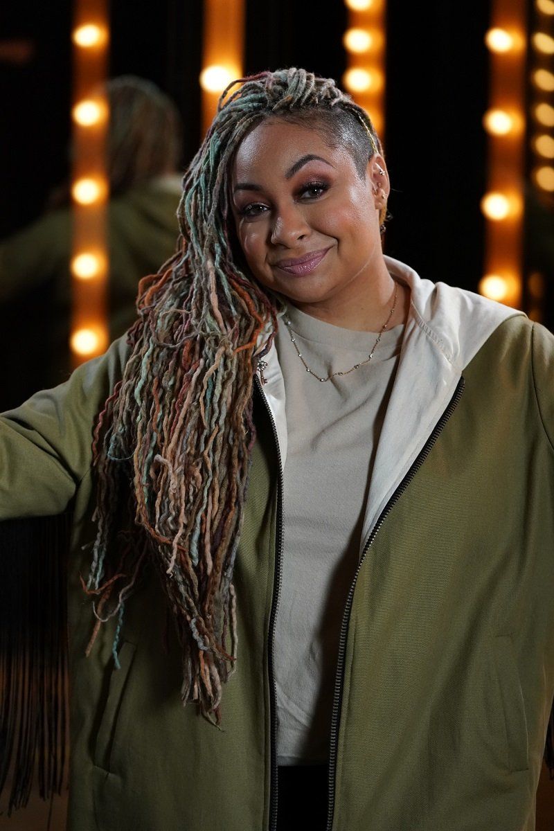 """Raven-Symoné during the fifth season of """"To Tell the Truth.""""   Photo: Getty Images"""