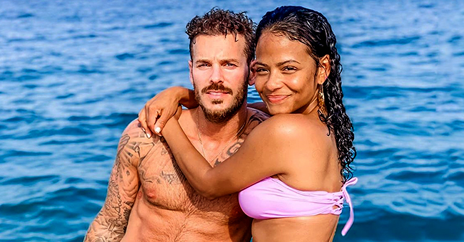 Pregnant Singer Christina Milian Pens Sweet Note to Boyfriend Matt Pokora on Their Shared Birthday