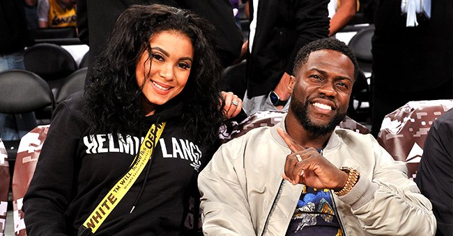 Kevin Hart from 'Jumanji' Melts Hearts as He Poses with Growing Son Kenzo in Sweet Photo Shared by Wife Eniko