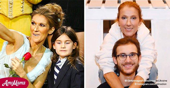 René-Charles Angelil a 18 ans: le fils de Céline Dion a tellement grandi (photos)
