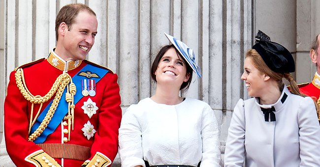 Prince William's Relationship with His Cousins Princess Eugenie and Beatrice