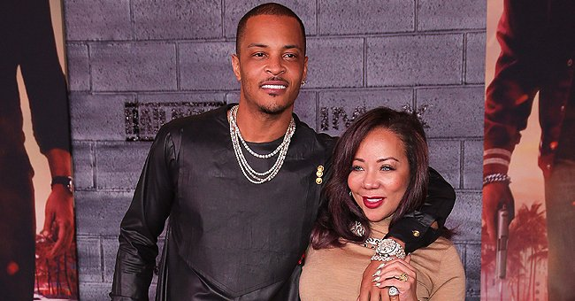 TI and Tiny Harris Take Their Family on a Trip to Lake Tahoe – See Their Adorable Pictures