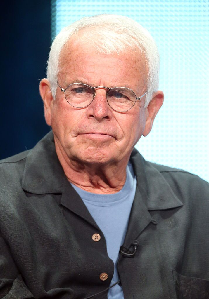 William Devane speaks onstage during 'The Grinder' panel discussion at the FOX portion of the 2015 Summer TCA Tour  | Getty Images / Global Images Ukraine