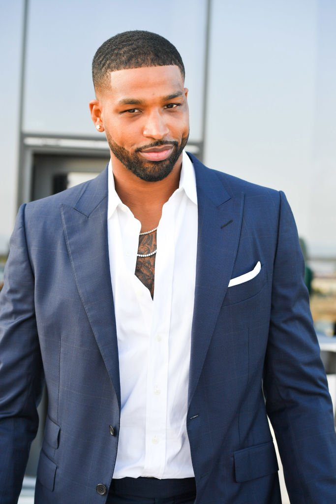 NBA Champion Tristan Thompson attends The Amari Thompson Soiree 2019 in support of Epilepsy Toronto held at The Globe and Mail Centre   Photo: Getty Images