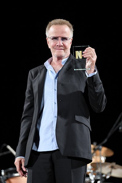 Christopher Lambert assiste à la cérémonie de remise du Prix des Nations 2019 au Teatro Antico à Taormina, Italie. | Photo : Getty Images