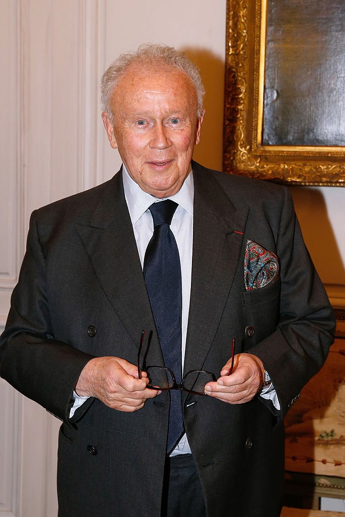 Philippe Bouvard   source : Getty Images
