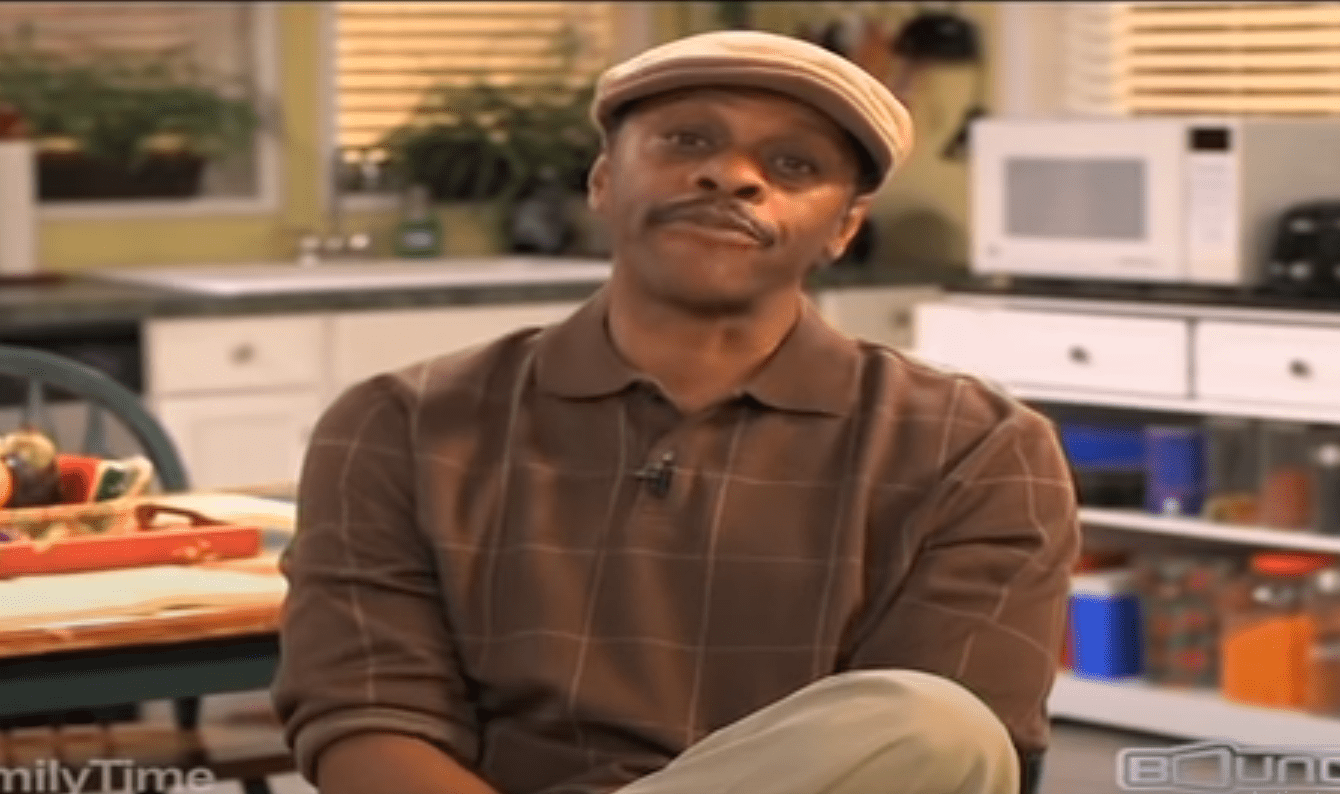 """Lawrence Hilton-Jacobs gives the inside scoop on the set of """"Family Time."""" 