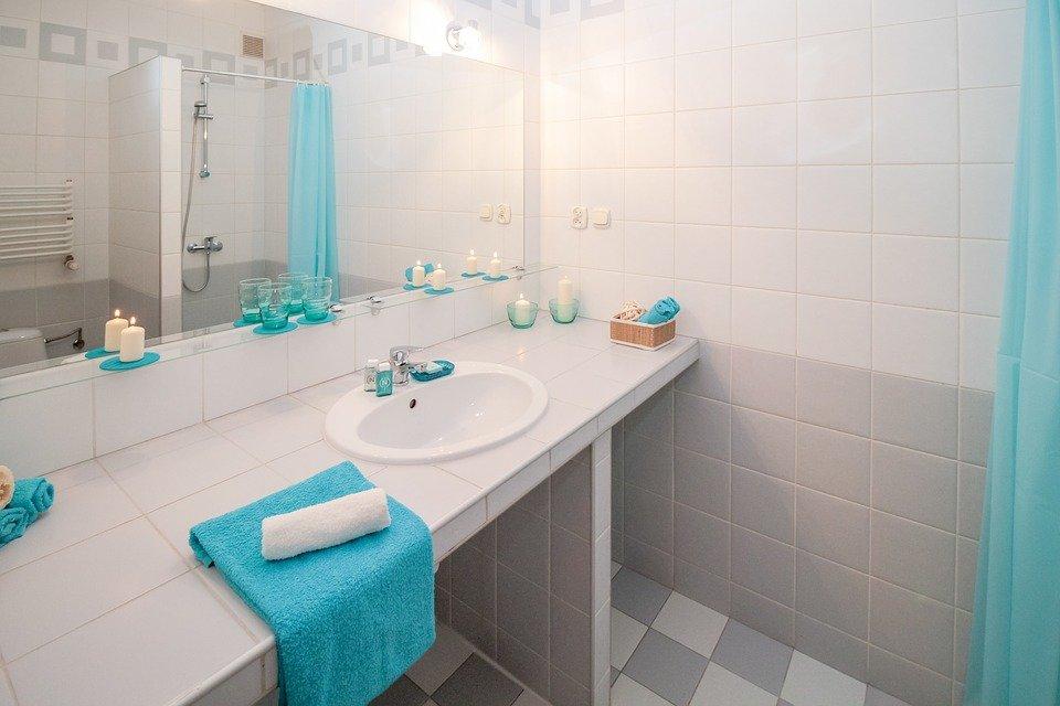 Un salle de bain | Photo : Pixabay