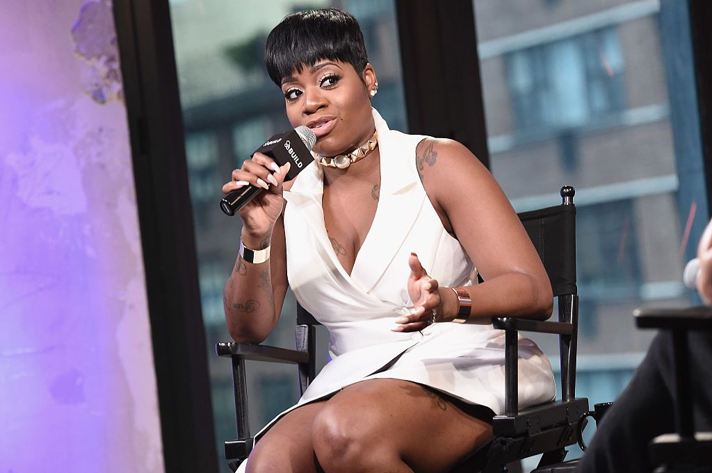 """Singer Fantasia attends AOL Build Presents to discuss her new album, """"The Definition Of"""" at AOL HQ on July 27, 2016 