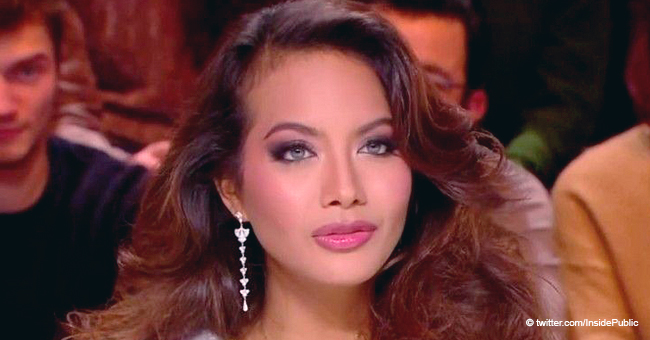 "Vaimalama Chaves (Miss France 2019) : ""J'ai pris du poids"""
