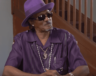 Blues legend Fillmore Slim recalled an altercation that happenedbetween him and actress Whoopi Goldberg yeas ago. | Photo: YouTube/VladTV