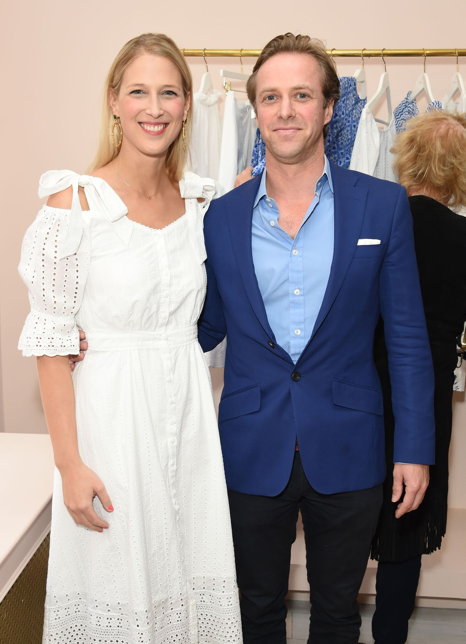 Lady Gabriella Windsor et son futur mari. l Source: Getty Images