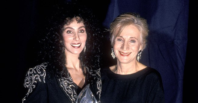 Cher Pays an Emotional Tribute to Co-star Olympia Dukakis Following Her Death
