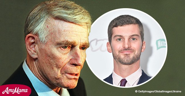 Charlton Heston's handsome grandson is all grown up and looks so similar to his grandfather