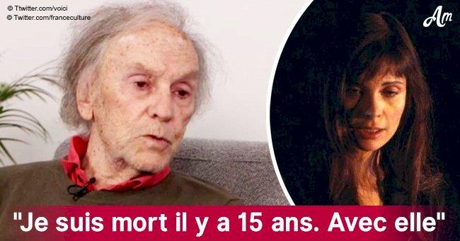 Jean-Louis Trintignant avec émotions évoque la mort tragique de sa fille Marie