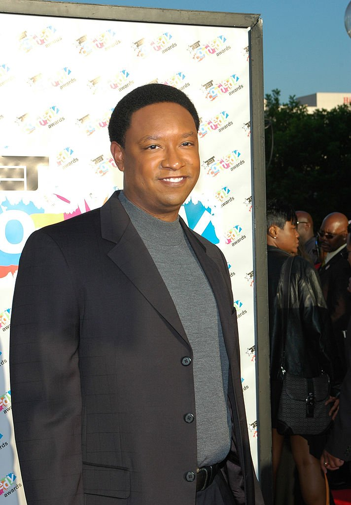 Reggie Hayes at the 2004 BET Comedy Awards red carpet at Pasadena Civic Auditorium on September 28, 2004 | Photo: Getty Images