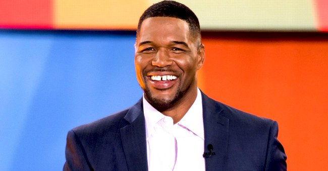 Michael Strahan's Twin Daughters Isabella and Sophia Look like Mom as They Pose in Swimsuits in Vacation Photos