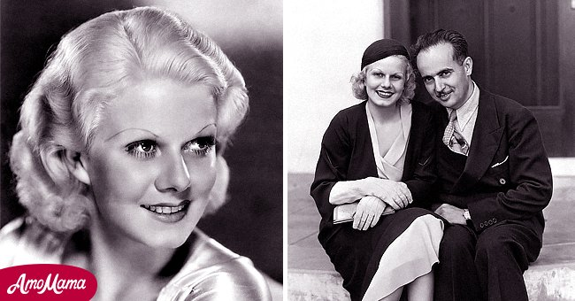 Paul Bern, Metro-Goldwyn-Mayer production executive, and Jean Harlow, M.G.M. featured player who has the title role in Red Headed Woman, as they appeared on the day they announced their engagement. No date has been set for the wedding but Miss Harlow said it would be soon. | Source: Getty Images