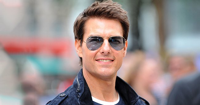 Watch Tom Cruise's Movie Night as He Makes His Return to Watching Films on the Big Screen